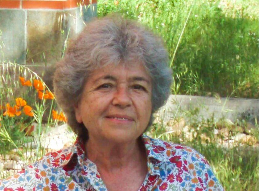 Dolores Aleixandre: Trato de escribir cada día con minúsculas la gran palabra Misericordia: acogida, paciencia