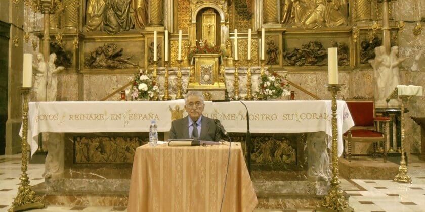 Adiós con el corazón al profesor Manuel Revuelta