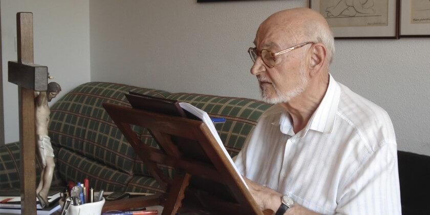 Antonio López Baeza, el poeta de los salmos