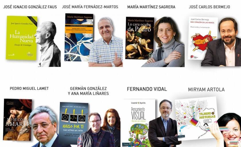 La diversidad editorial de Sal Terrae y Mensajero en la 75º Ferial del Libro de Madrid