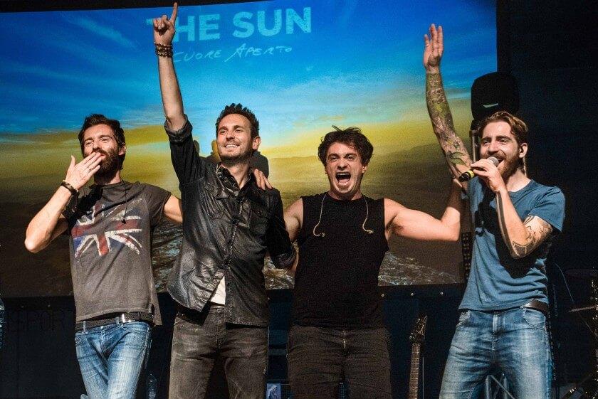 La conversión vital relatada en 'El camino del sol'  será interpretada en un concierto de rock de la JMJ