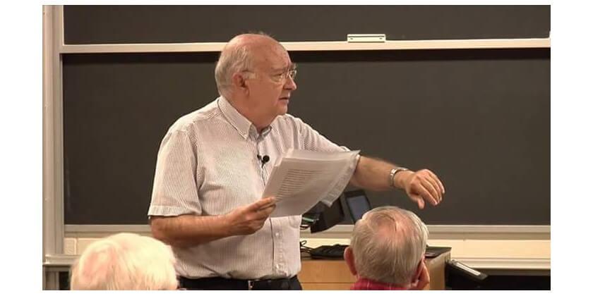 En memoria de Javier Leach, guía en la búsqueda de la belleza a través de las matemáticas