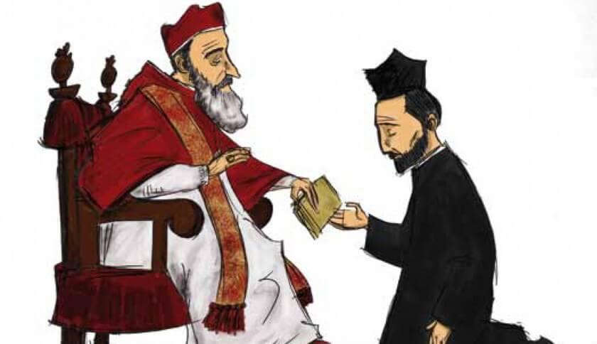 El cómic recrea la vida de san Ignacio para lectores de todas las edades