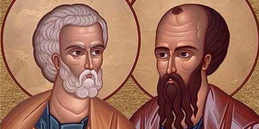 Unos libros geniales para conocer a Pedro y Pablo