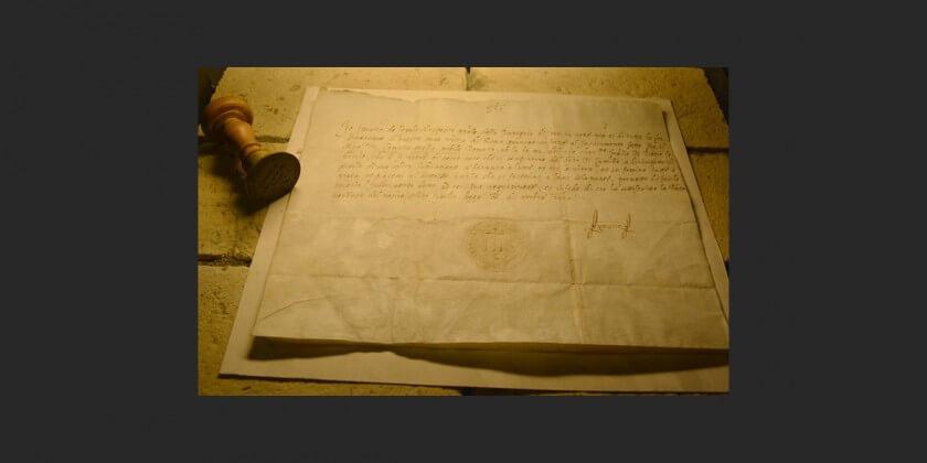 El Diario Espiritual de san Ignacio, un manuscrito con Dios en el núcleo restaurado recientemente