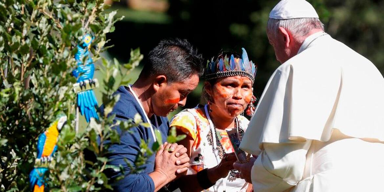 El sínodo de de la Amazonía, en el corazón del pueblo