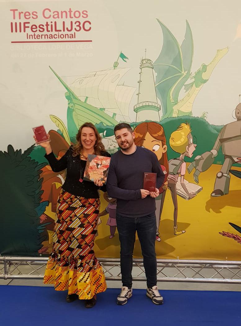 Pepita Sarmiento, el cuento premiado en la III edición del Festival Internacional de Literatura Infantil