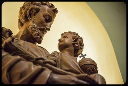San José, el padre que habita en el silencio