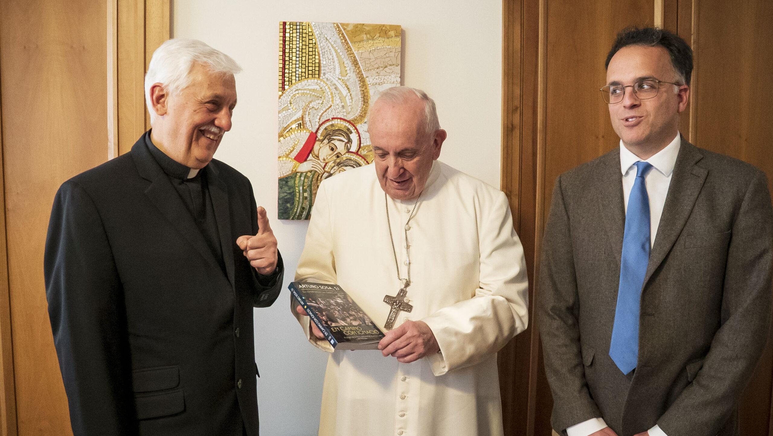 En camino con Ignacio, las claves del Padre General para una conversión en el siglo XXI