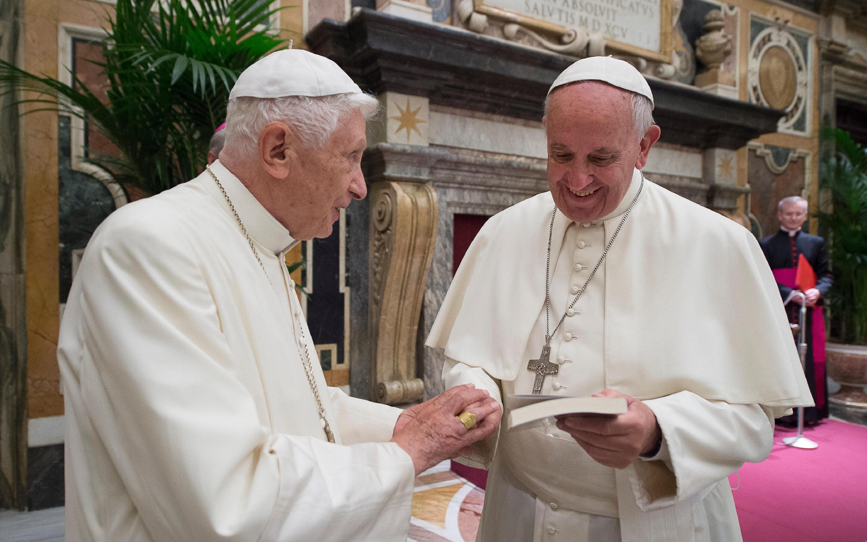 La misa tridentina, del pasado de Benedicto al presente de Francisco