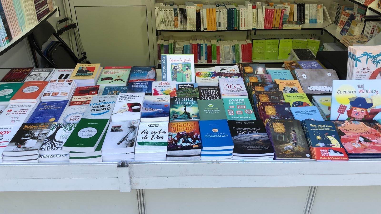 El Grupo de Comunicación Loyola participa de la Feria del Libro de Madrid